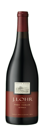 2017 J. Lohr Estates South Ridge Syrah