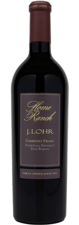 2017 J. Lohr Home Ranch Cab Franc